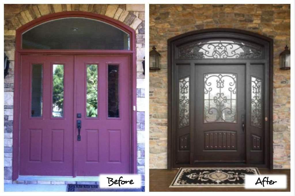 Front Door Masterpiece Doors Custom Composite Entry Doors