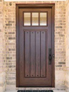 Craftsman-Front-Door-Entry-Doors