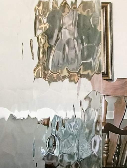 Door Glass Glacier Glass