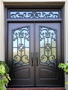 Almaria-Iron-Style-Front-Door-Entry-Doors