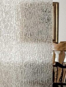 Door Glass Rain Glass