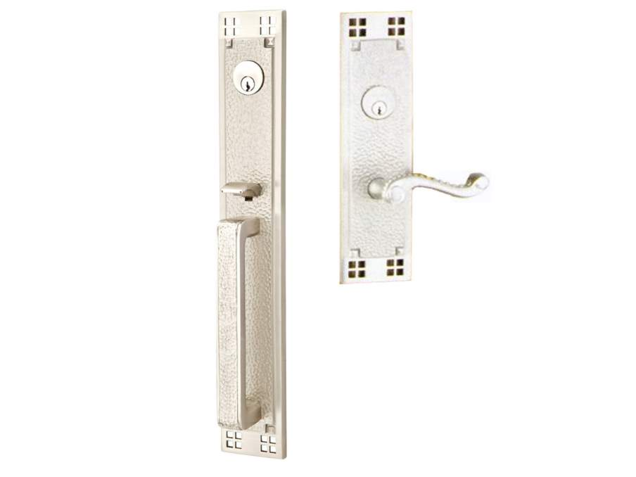 Door Locksets Satin Nickel