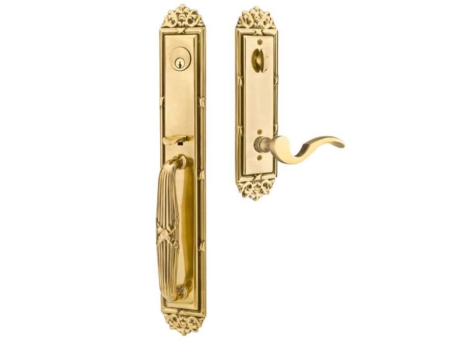 Door Locksets French Antique