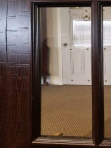 Door Glass Clear Glass