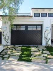 Garage-Door-Beautiful-Custom-Rustic-Iron-Style-Dark-Single-Garage-Door-With-Design-Pattern-13-modern-farmhouse
