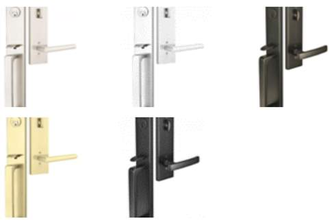 Door Lockset Options