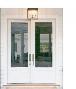3/4 Door 1 Lite
