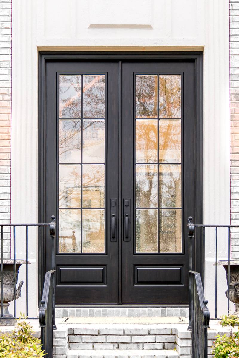 Modern French Door Collection Masterpiece Doors